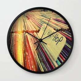 I'll Take Rap/Hip-Hop for 1,000 Wall Clock