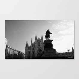 Milano - Jasmine Turk Collection Canvas Print