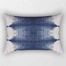 Indigo Tribe by Juul Rectangular Pillow