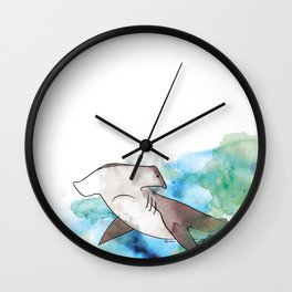hammerhead Wall Clock