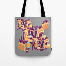 Everyday Mistakes on Gray Tote Bag
