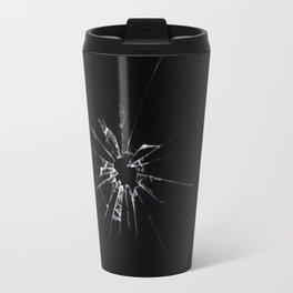 Break glass Travel Mug