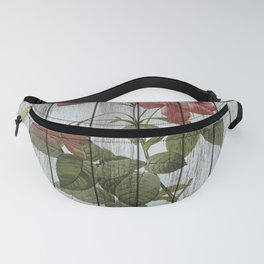 Chabby chic rose 2 Fanny Pack