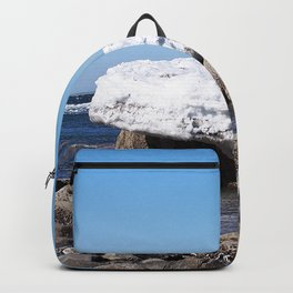 Perched on the Boulders Backpack