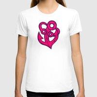 anchor T-shirts featuring Anchor by Artistic Dyslexia