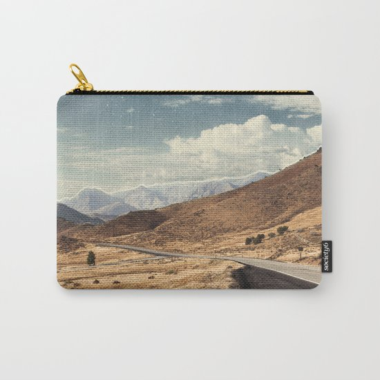 Road trippin California Carry-All Pouch