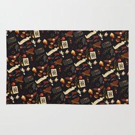"""""""Twin Peaks"""" Pattern Design Rug"""