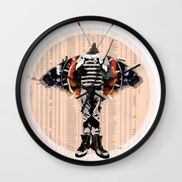Ikarus Wall Clock