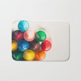 Bundle of Crayons Bath Mat