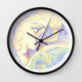 Moontlight Fairy Orb Wall Clock