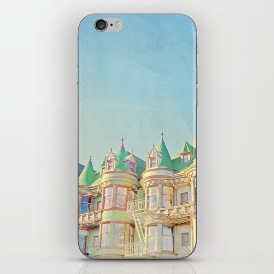 SF Tops 3 iPhone & iPod Skin