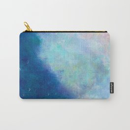 Distant Mountain- - 遠望 series - oil-paint Carry-All Pouch