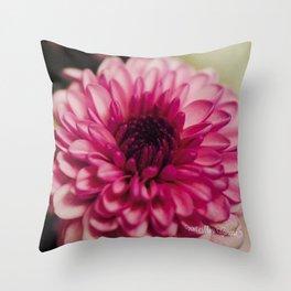 Pink Goodness Throw Pillow