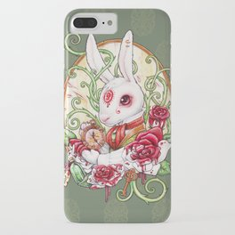 Rabbit Hole iPhone Case