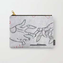 february the fourteenth. Carry-All Pouch