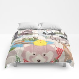 Roo's forest friend Comforters