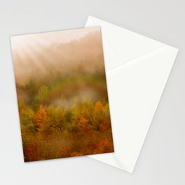 Fairy tale forest of my home Stationery Cards