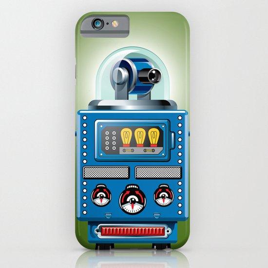 Tin Man No. 3 iPhone & iPod Case