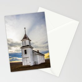 Bethany Lutheran Church, Oilmont, Montana Stationery Cards