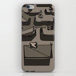 ZXC iPhone Skin