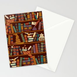 Hogwarts Things Stationery Cards