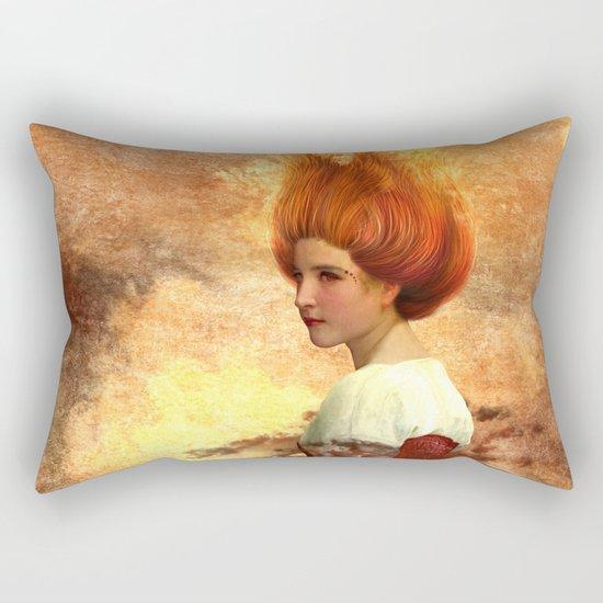 Ardent Passion Rectangular Pillow