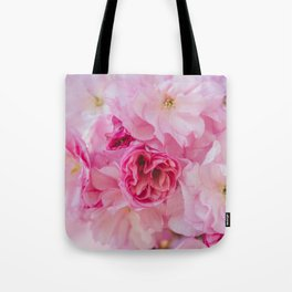 Cherry Blossom Bloom Tote Bag