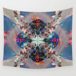 Project 71.138 - Abstract Photomontage Wall Tapestry