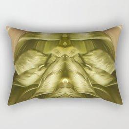 Borg Gren Rectangular Pillow