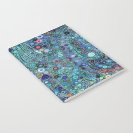 :: Ocean Fabric :: Notebook