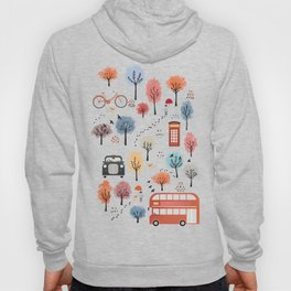 London transport Hoody