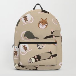 small pets Backpack