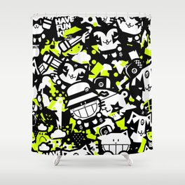 HAVE FUN! Shower Curtain