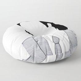 Vincent Vega - Pulp Fiction Floor Pillow