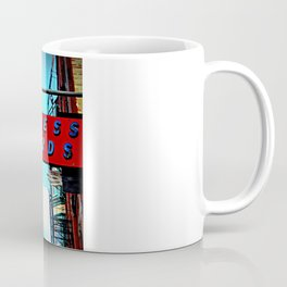 Reckless Records ~ chicago sign Coffee Mug