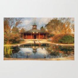 The Garden Pavilion Rug