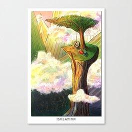 Blissful Isolation Canvas Print