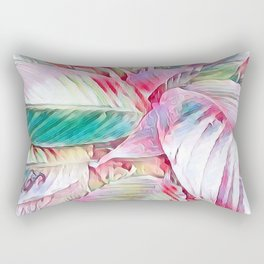 Pastel Botanicals Rectangular Pillow
