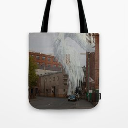 A God in an Alcove Tote Bag