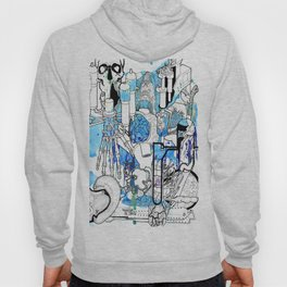 Distant Parts Hoody