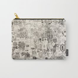 Doodle Carry-All Pouch