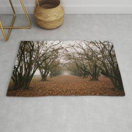 Walnut Grove Fog Rug