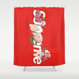 Flower Supreme Shower Curtain