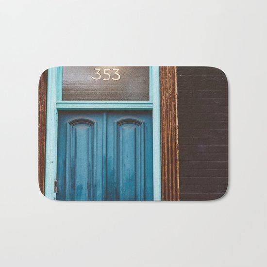 Brooklyn Door II Bath Mat