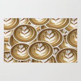 Latte Hearts Rug