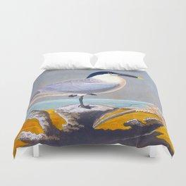 Sandwich Tern Bird Duvet Cover