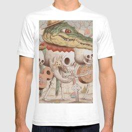 Mexican Skulls 2 T-shirt