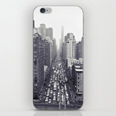 flying over first... iPhone & iPod Skin