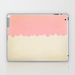 A Single Pink Scallop Laptop & iPad Skin