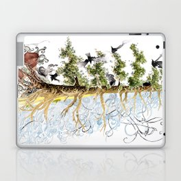 The Woods and The Water Laptop & iPad Skin